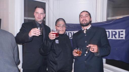 Derek, Cameron, Darius