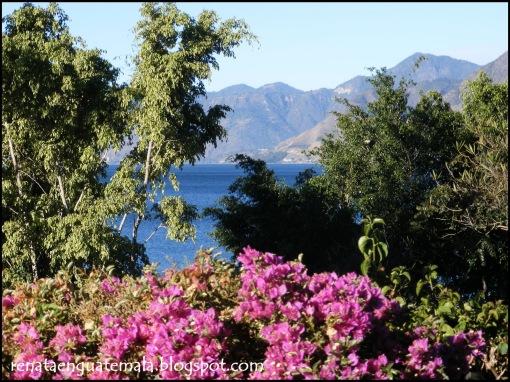 San Marcos la Laguna, Lago Atitlan